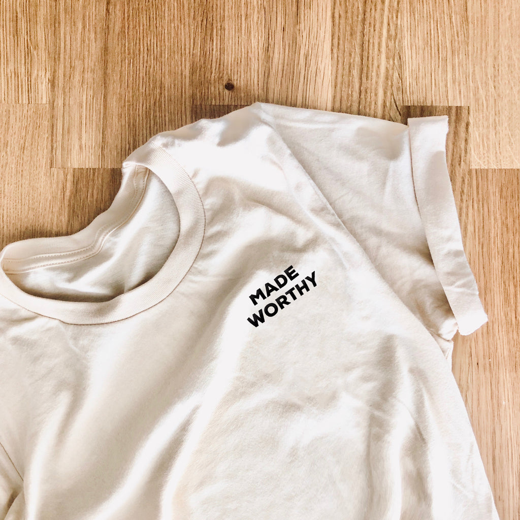 Made Worthy Bold Tee