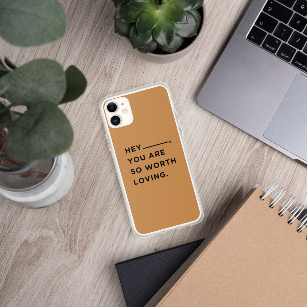 Hey – iPhone Case