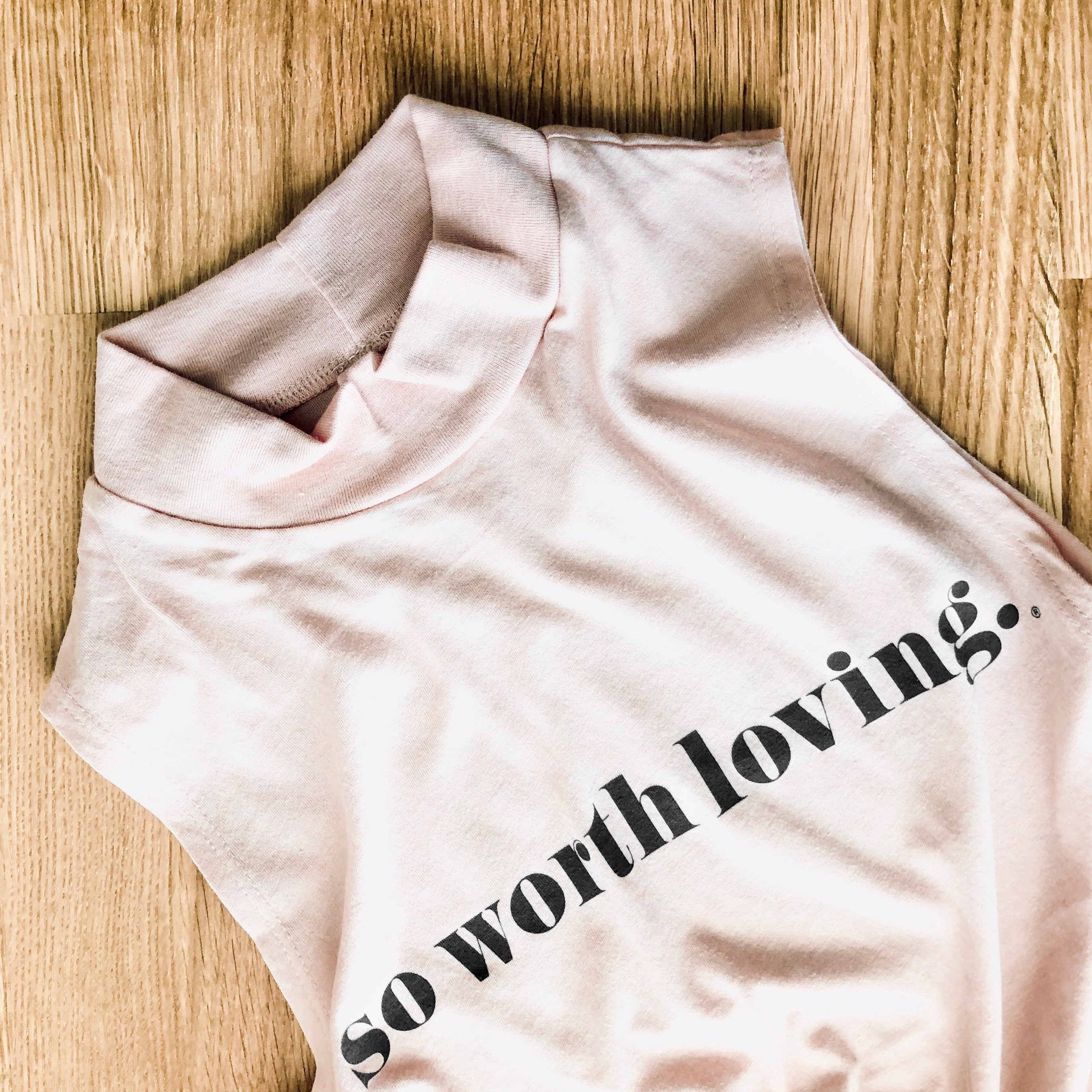 SWL Mock Neck Tank (10 LEFT!)