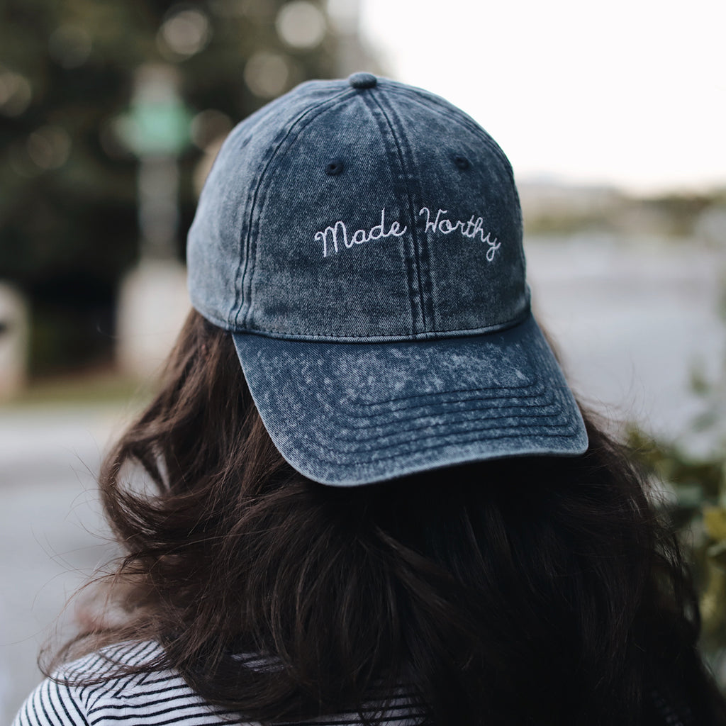 Made Worthy Vintage Cap