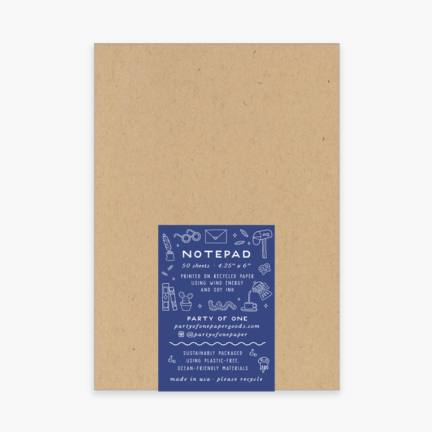 Deal With It Cat Notepad 1