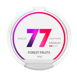 77 forest fruits 6mg