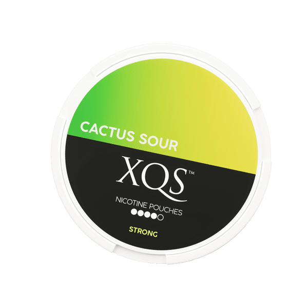 XQS Cactus Sour Slim Strong