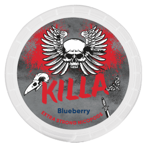 Killa Blueberry nordicpouch