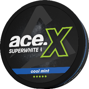 ace x cool mint slim standing