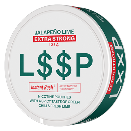 Jalapeno Lime Slim Extra Strong