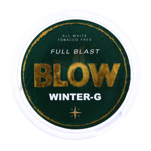 Blow Full Blast Winter G