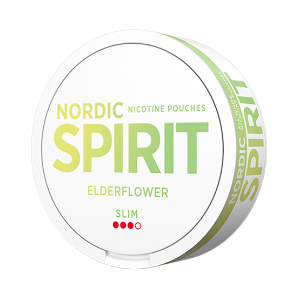 Nordic Spirit slim Elderflower