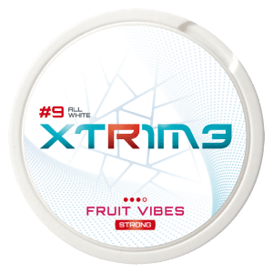 xtrime fruit vibes nordicpouch