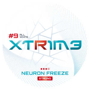 xtrime neuron freeze nordicpouch