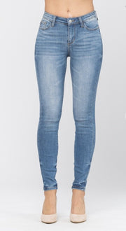 JUDY BLUE NO DESTROY SKINNIES - Shop Juni