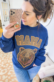 Mama Bear Sweatshirt - Shop Juni