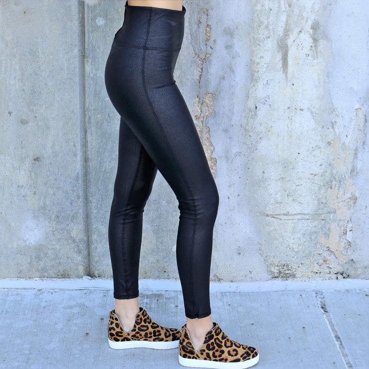 Pebble Tummy Control Leggings - Shop Juni