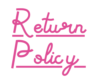 Return Policy - Shop Juni