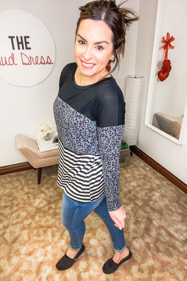 Wrapped in Love Top - Shop Juni