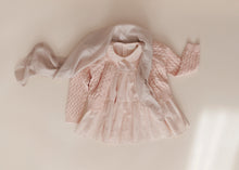 Load image into Gallery viewer, Etta Lace Cardigan, Peach Blossom
