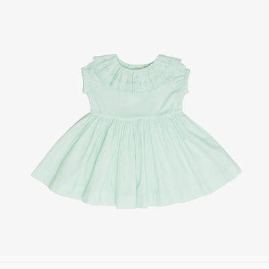 Olive Twirl Dress, Tidewater