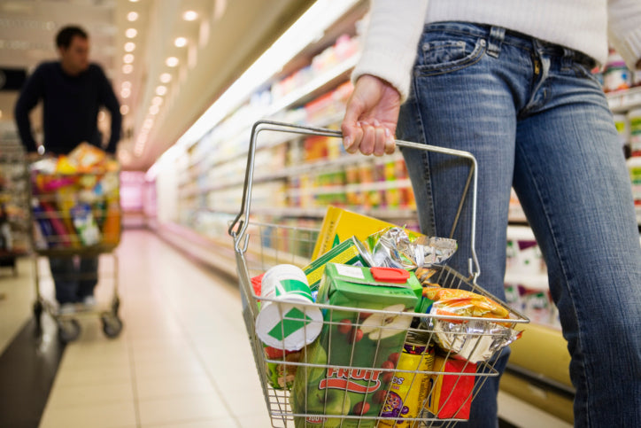 5 TIPS FOR A HEALTHIER GROCERY SHOP