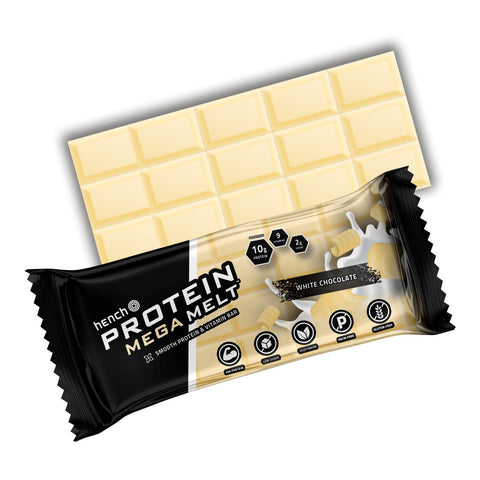 Protein Mega Melt™ White Chocolate