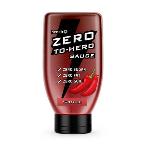 Zero-to-Hero Sauce™ Sweet Chilli