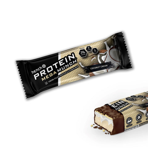 Protein Mega Munch™ Coconut Cream