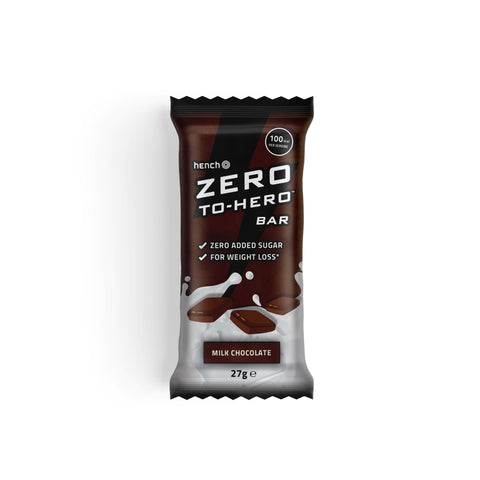 Zero-to-Hero™ Bar - Milk Chocolate
