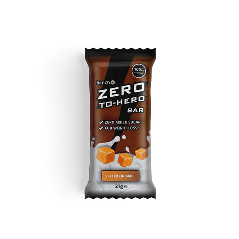 Zero-to-Hero™ Bar - Salted Caramel
