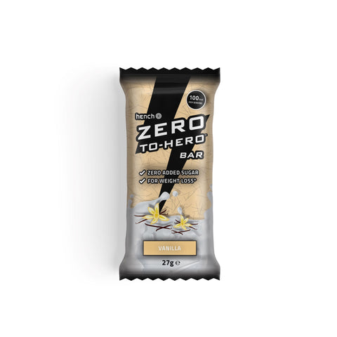 Zero-to-Hero™ Bar - Vanilla