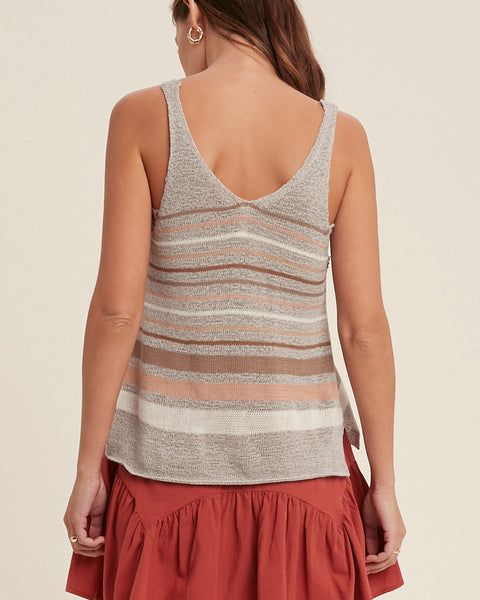Saturn Knit Tank Top