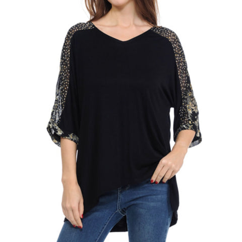 Dark Light Top