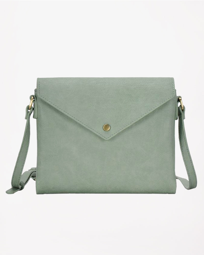 Envelope Crossbody - Mint