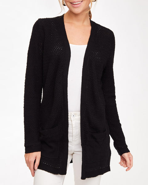 Midnight City Knit Cardigan