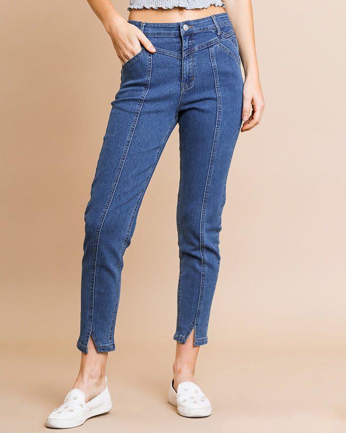 Something New High-Waisted Skinny