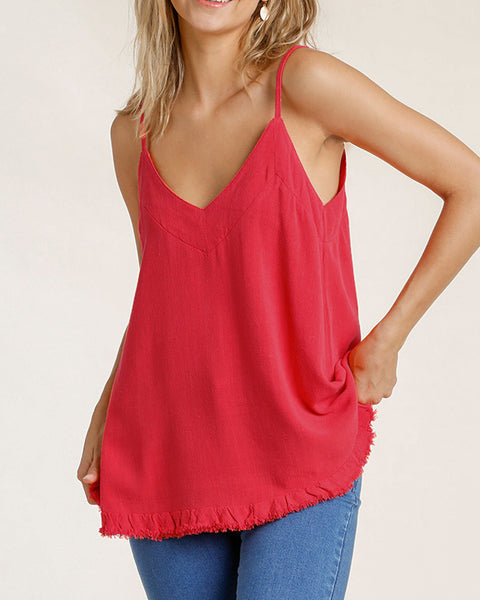Heat Waves Camisole - Umgee