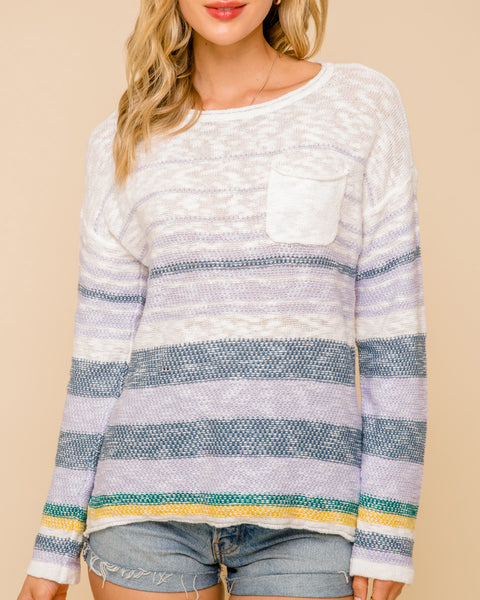 Ocean Eyes Sweater