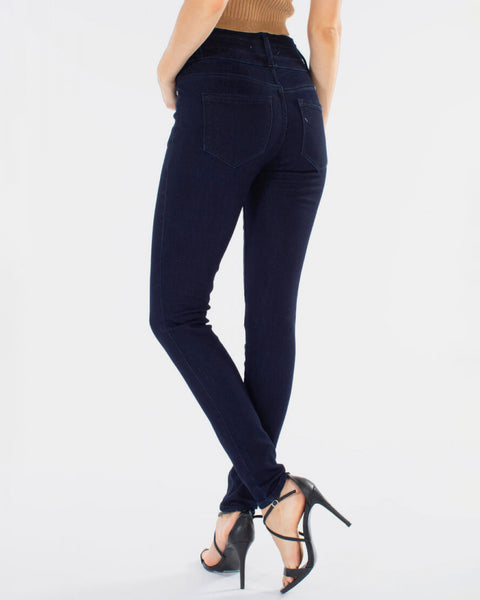 Kancan Denim High Rise Skinny Jean