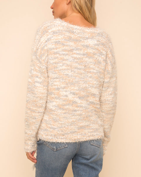 Snowflower Sweater