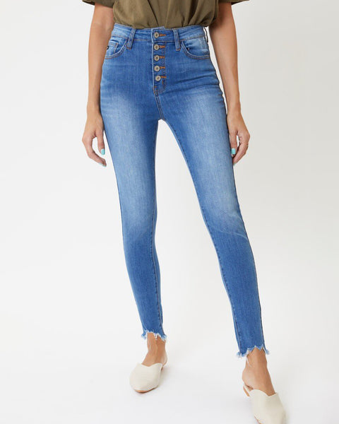Kancan Chesney High Rise Skinny