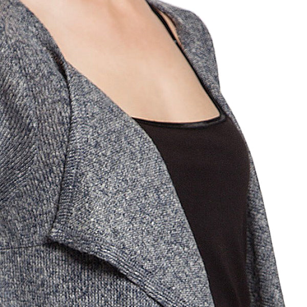 93504687eceb2f A Reve Navy Blue Knit Sweater Long Cardigan Savvy Chic Boutique Cleveland  Ohio