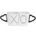 White Black X O Heart Valentine Couples Coffee Mug Set Savvy Chic Boutique Cleveland Ohio