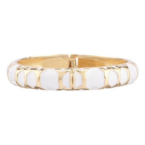 Enamel Bangle - 2 Colors