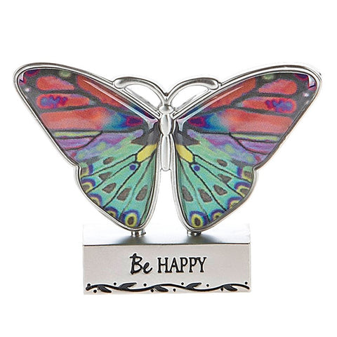 Inspirational Butterfly Figurine Decoration Gift