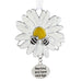 Ganz Flower Bee Inspirational Hanging Ornament Decoration Gift Savvy Chic Boutique Cleveland Ohio
