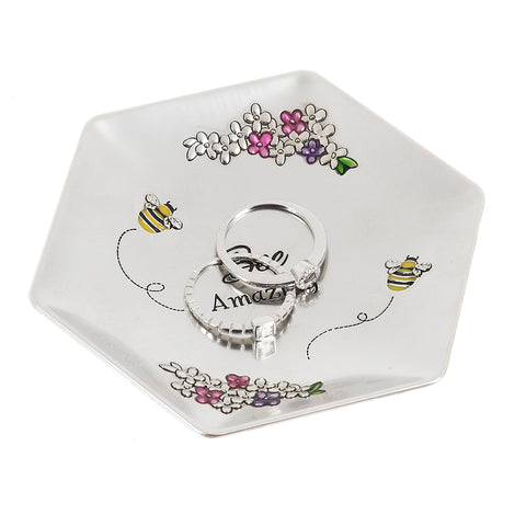 Bee Sweet Trinket Dish