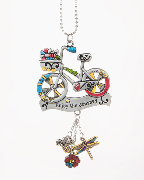 Summer Fun Car Charm