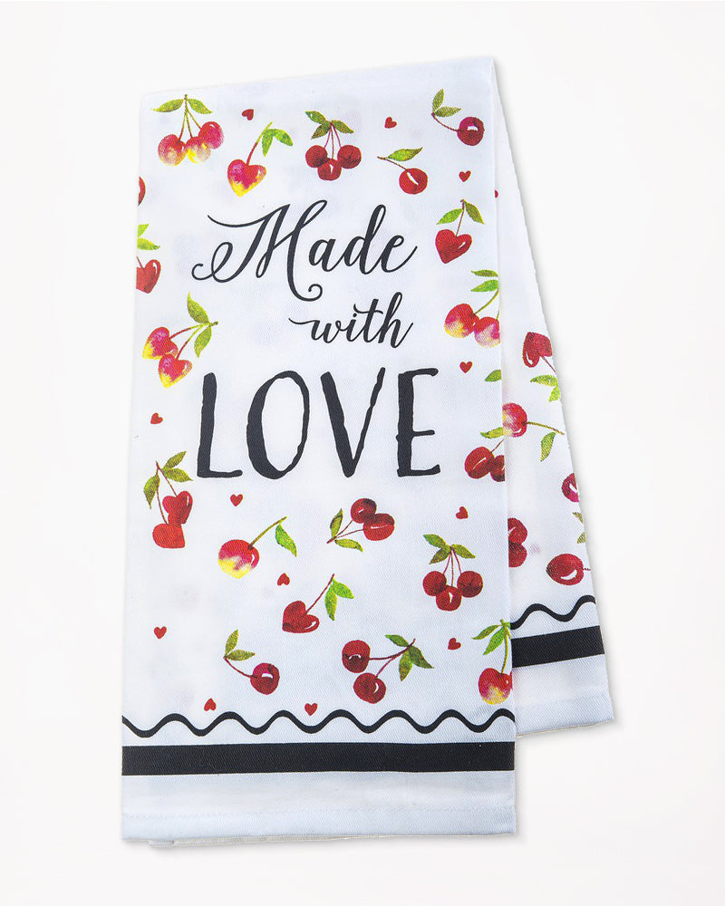 Made with Love Kitchen Towels