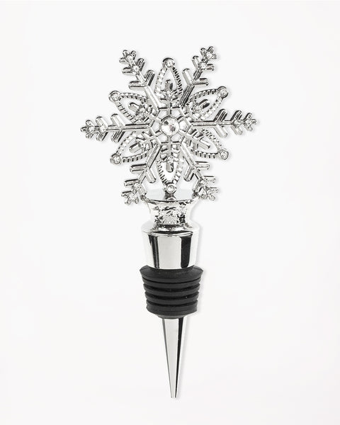 Snowflake Bottle Topper