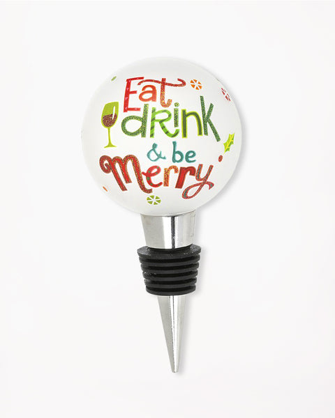 Holiday Bottle Topper