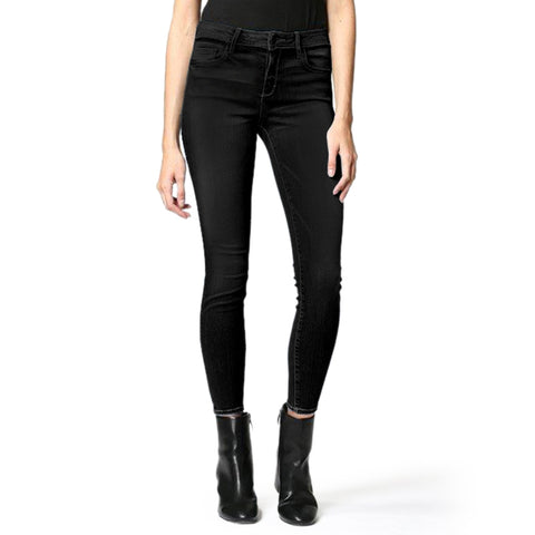 Hidden Jeans Amelia Black Skinny Denim Savvy Chic Boutique Cleveland Ohio