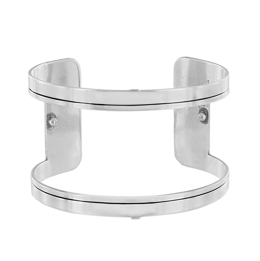 Christo New Delhi Wide Cuff Bracelet